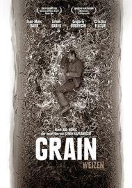 """Filmplakat für """"Grain - Weizen"""""""
