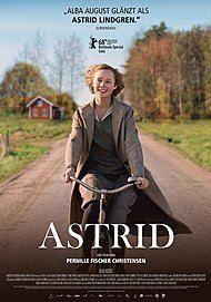 """Filmplakat für """"Astrid"""""""