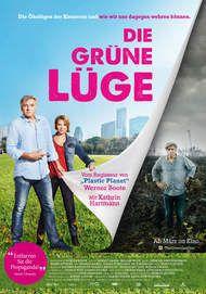 """Filmplakat für """"Die grüne Lüge"""""""