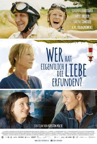 """Filmplakat für """"Wer hat eigentlich die Liebe erfunden?"""""""