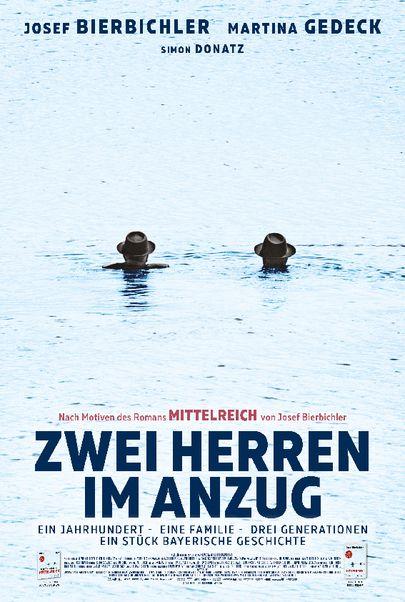 """Movie poster for """"Zwei Herren im Anzug"""""""