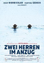 """Filmplakat für """"Zwei Herren im Anzug"""""""