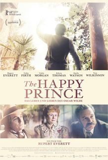 "Filmplakat für ""The Happy Prince"""