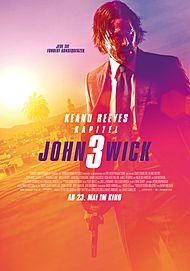 "Filmplakat für ""JOHN WICK: KAPITEL 3"""