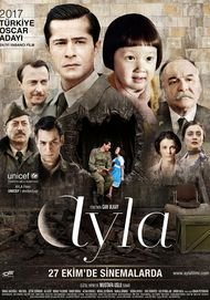 "Filmplakat für ""AYLA: THE DAUGHTER OF WAR"""
