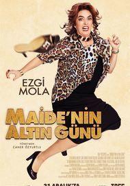 "Filmplakat für ""Maide'nin Altin Günü"""