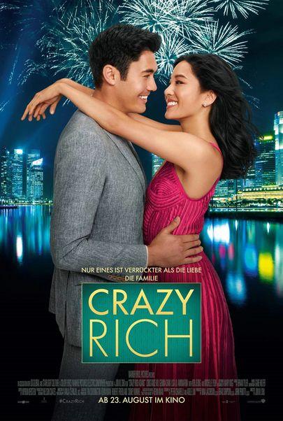 """Filmplakat für """"Crazy Rich"""""""