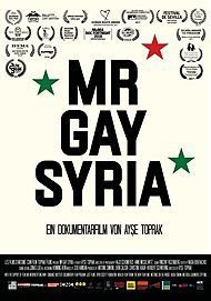 "Filmplakat für ""Mr. Gay Syria"""