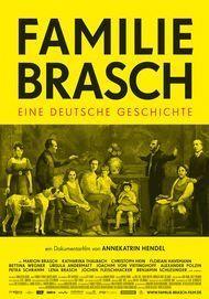 """Filmplakat für """"Familie Brasch - Eine deutsche Geschichte"""""""