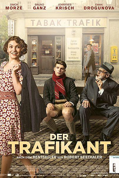 """Filmplakat für """"Der Trafikant"""""""