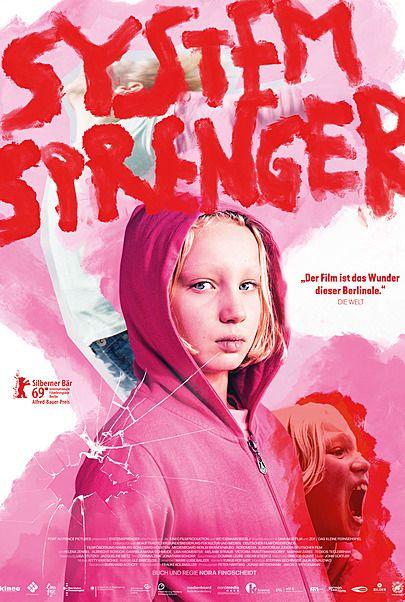 """Filmplakat für """"SYSTEMSPRENGER"""""""