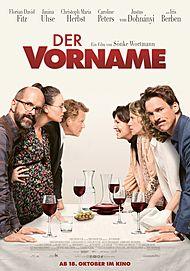 """Filmplakat für """"Der Vorname"""""""
