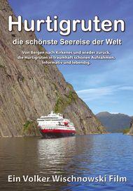 """Filmplakat für """"Hurtigruten - die schönste Seereise der Welt"""""""