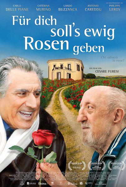 "Movie poster for ""Chi salverà le rose?"""