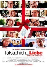 """Filmplakat für """"Tatsächlich Liebe (WA)"""""""