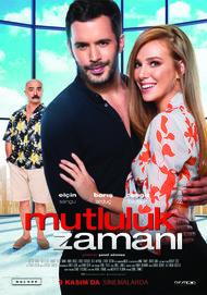 """Filmplakat für """"Mutluluk Zamani"""""""