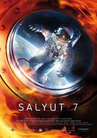 """Filmplakat für """"Salyut 7"""""""