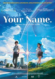 "Filmplakat für ""Your Name."""