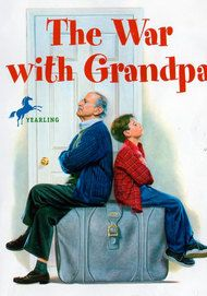 "Filmplakat für ""The War with Grandpa"""