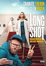 """Filmplakat für """"Long Shot - Unwahrscheinlich, aber nicht unmöglich"""""""