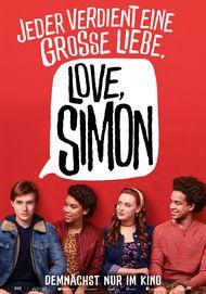 "Filmplakat für ""Love, Simon"""