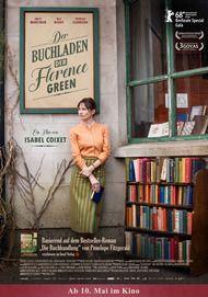 """Filmplakat für """"Der Buchladen der Florence Green"""""""