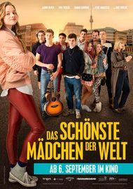 """Movie poster for """"Das schönste Mädchen der Welt"""""""
