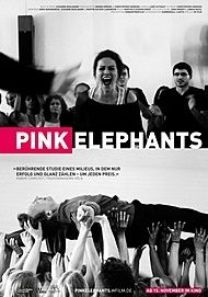 """Movie poster for """"Pink Elephants"""""""