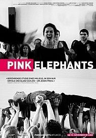 "Filmplakat für ""Pink Elephants"""