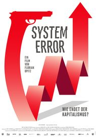 """Movie poster for """"System Error"""""""
