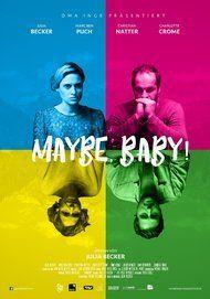 """Filmplakat für """"Maybe, Baby!"""""""