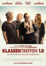 """Filmplakat für """"Klassentreffen 1.0 - Die unglaubliche Reise der Silberrücken"""""""
