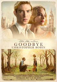 """Filmplakat für """"Goodbye Christopher Robin"""""""