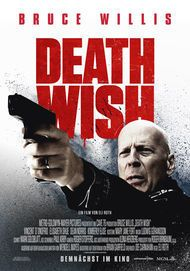 "Filmplakat für ""DEATH WISH"""
