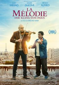 """Movie poster for """"LA MELODIE"""""""