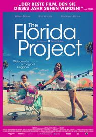 "Filmplakat für ""THE FLORIDA PROJECT"""