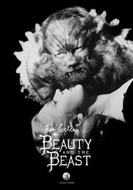 "Movie poster for ""BEAUTY AND THE BEAST (4K RESTORATION)"""