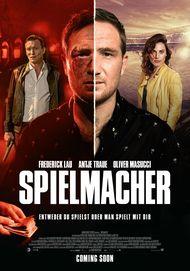 """Filmplakat für """"Spielmacher"""""""