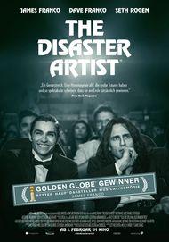 """Filmplakat für """"THE DISASTER ARTIST"""""""