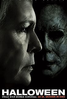 "Movie poster for ""Halloween"""