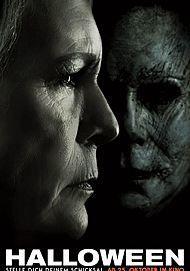 """Filmplakat für """"Halloween"""""""