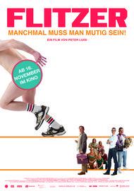 """Filmplakat für """"Flitzer - Manchmal muss man mutig sein!"""""""