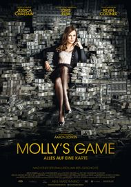 "Filmplakat für ""MOLLY'S GAME"""