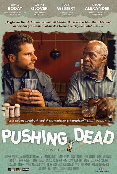"""Filmplakat für """"Pushing Dead"""""""
