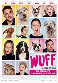 """Filmplakat für """"Wuff"""""""