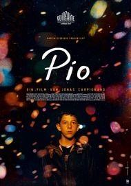 """Filmplakat für """"Pio"""""""