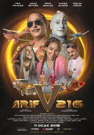 """Filmplakat für """"Arif V 216"""""""