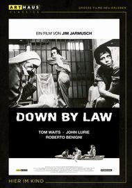 """Filmplakat für """"Down By Law"""""""