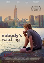 "Filmplakat für ""Nobody's Watching"""