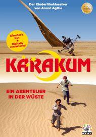"""Filmplakat für """"Karakum - Ein Abenteuer in der Wüste (WA)"""""""